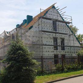 Budynek wielorodzinny w Raciborzu 07.2018 - 11.2019