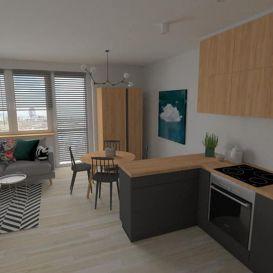 Mieszkanie w Rydułtowach 01.2020 - 02.2020