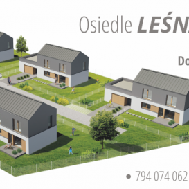 Osiedle Leśna Petarda w Ornontowicach 02.2020 - nadal